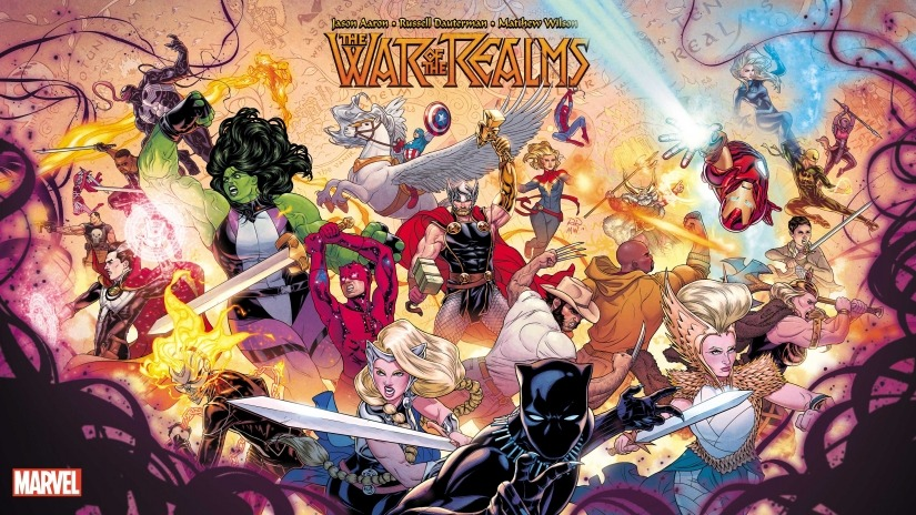 2019 Marvel Comics event The War of the Realms
