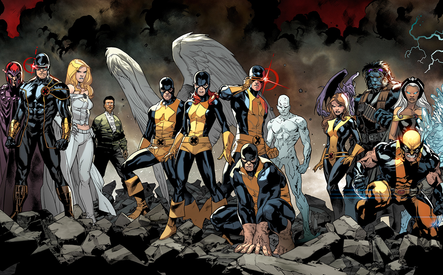 X-Men Battle of the Atom continuity is confusing