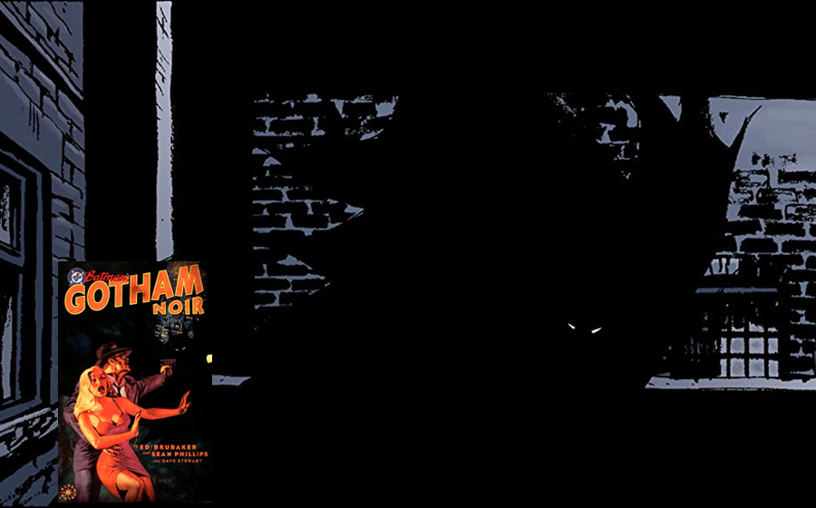 Batman's own Pulp Fiction