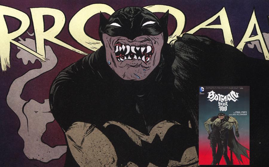 Batman Year 100 by Paul Pope