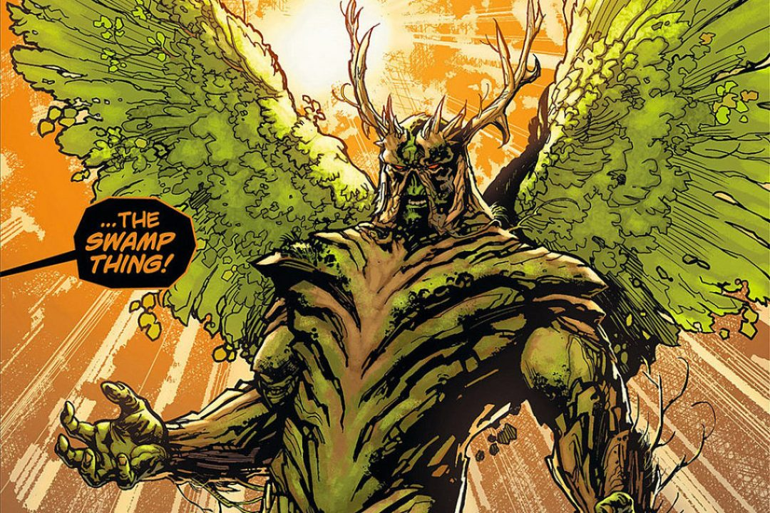 Swamp Thing in DCs New 52