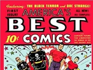 The Original America's Best Comics