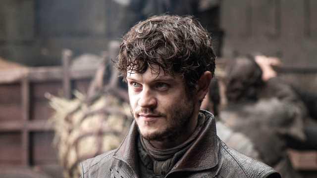 Iwan Rheon (Ramsay Bolton de Game Of Thrones) como Maximus Inumanos MArvel