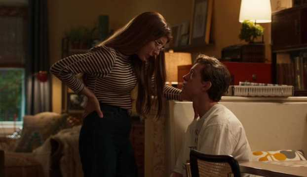 Image result for aunt may spider man homecoming