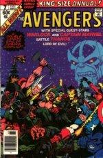 Avengers Annual 7