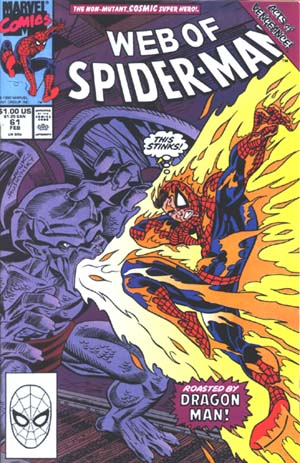 Web of Spider-Man 61