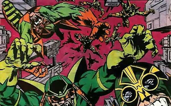 Comic Book Noise 518: Infinity, Secret Invasion, and Parademons