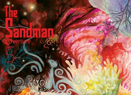 Comic Book Noise 515: Sandman Overture 5