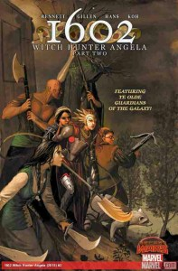 1602 Angela Witch Hunter Part Two