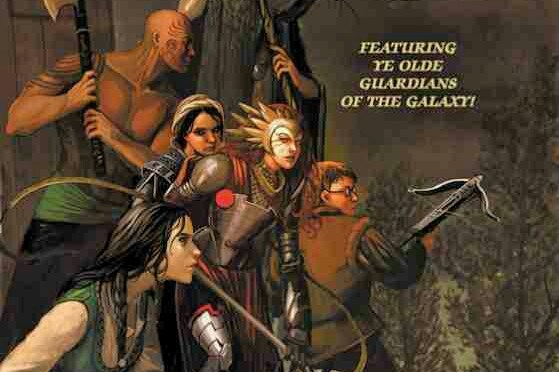 Comic Book Noise 603: The Korvac Saga and 1602 Angela Witch Hunter