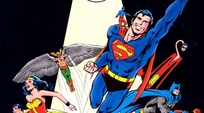 Comic Book Noise 616: Secret Origins of the DC Superheroes