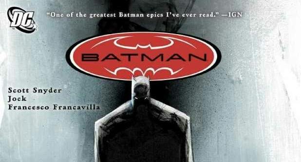 Comic Book Noise 619: Batman Black Mirror