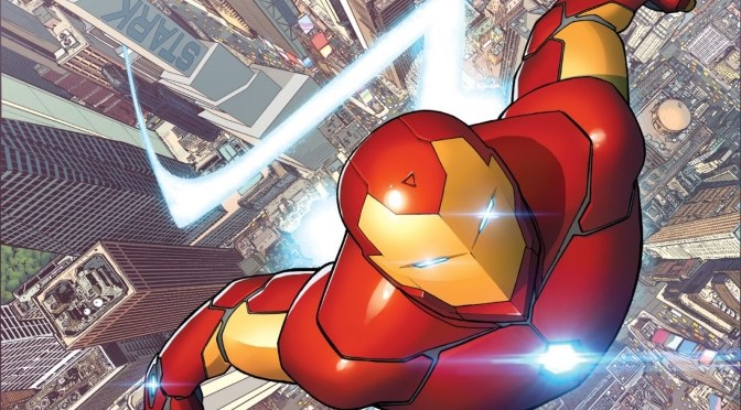Comic Book Noise 627: Invincible Iron Man #1