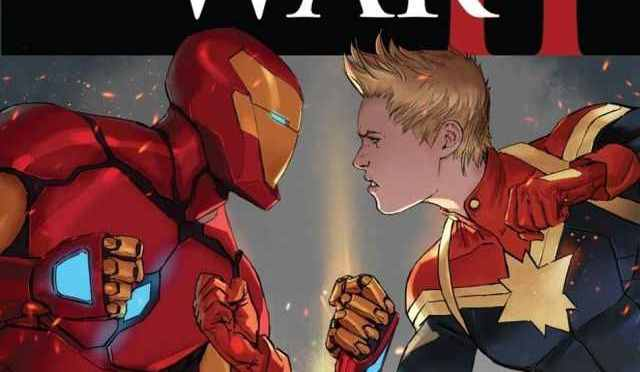 Comic Book Noise 679: The Price of Civil War 2 #1
