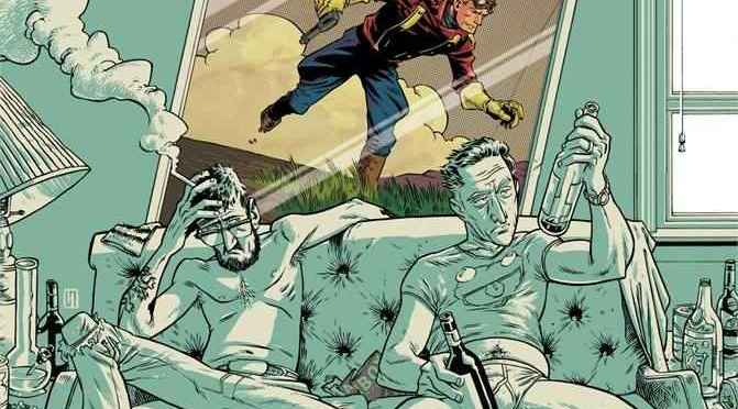 Comic Book Noise 675: Updates and Airboy by Image Comics