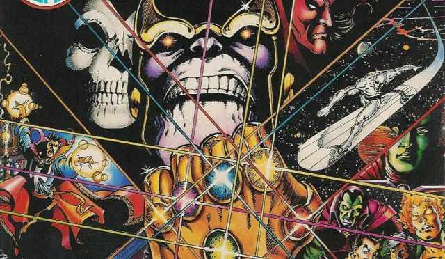 Comic Book Noise 682: Infinity Gauntlet