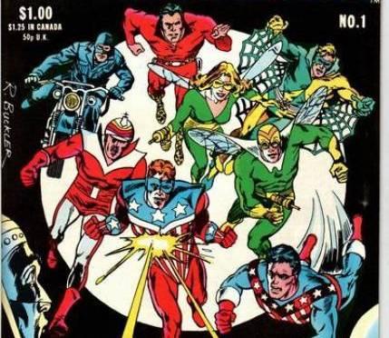 Comic Book Noise 687: Red Circle Comics