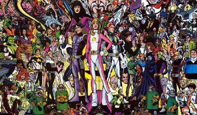 Comic Book Noise 688: Deaths and Legion Of Superheroes