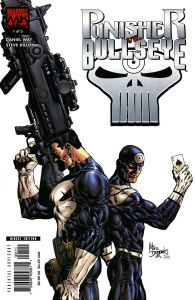 Punisher vs Bullseye #1 cover