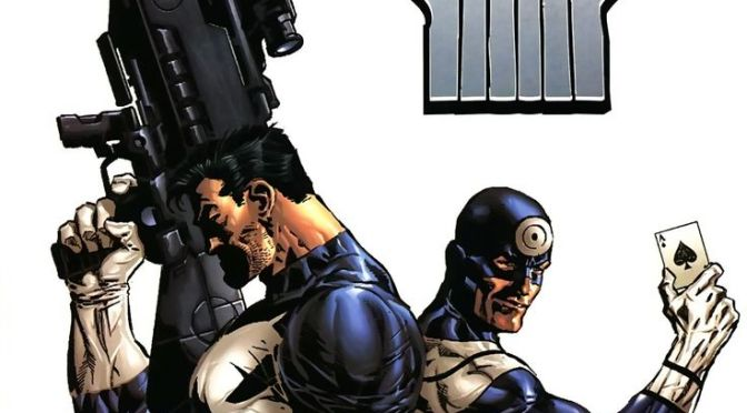 Comic Book Noise 771: X-Men Apocalypse, Netflix, Pie, Directors, Punisher vs Bullseye, and The Pact