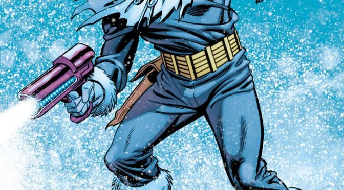 Comic Book Noise 769: Top Five Cold Based Characters