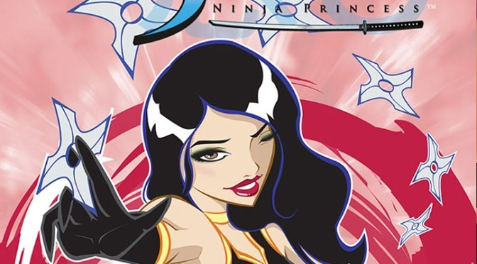 Comic Book Noise 813: Shinobi Ninja Princess, Cash and Carry, and Center of Somewhere