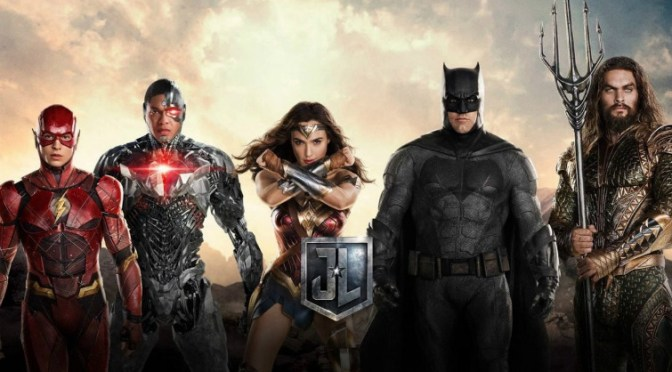 Comic Book Noise 812: Justice League Movie Run Time
