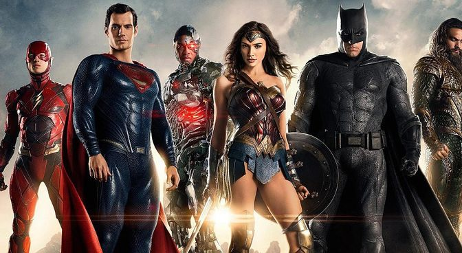 Comic Book Noise 815: Justice League Non Spoiler Movie Review
