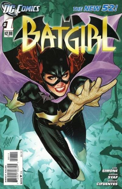 Batgirl 1