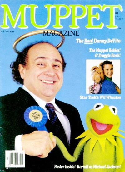 Muppet Magazine Spring 1988