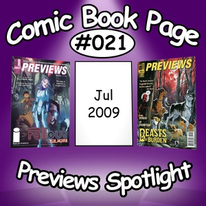 Previews Spotlight #021: 2009-07