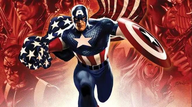 Ed Brubaker Captain America Marvel Comics