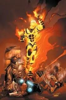 X-Men #184 Review
