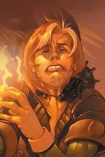 X-Men #185 Review