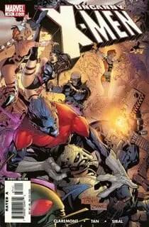 Uncanny X-Men #471 Review