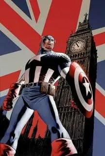 Comic Book Review: Captain America #18