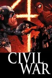 Comic Book Review: Civil War #1