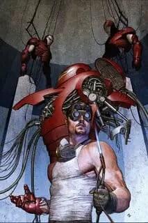 Comic Book Review: Iron Man #8