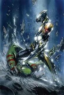 Comic Book Review: Annihilation: Nova #2