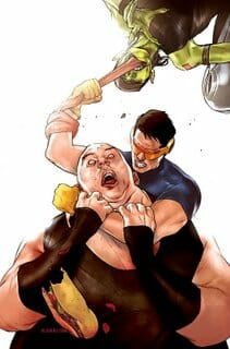 Comic Book Review: Ultimate X-Men #70