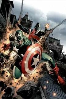 Comic Book Review: Captain America #19
