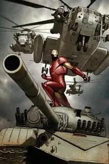 Comic Book Review: Iron Man #9