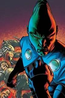 Comic Book Review: Martian Manhunter #2