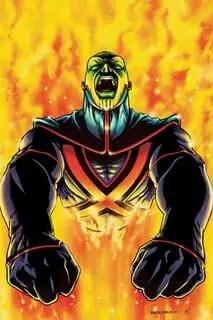 Comic Book Review: Martian Manhunter #3