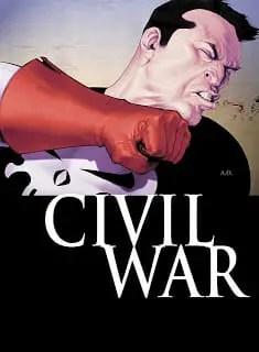 Comic Book Review: Punisher: War Journal #3: Civil War