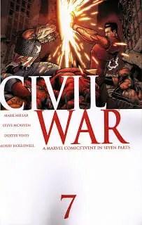 Civil War #7 Review