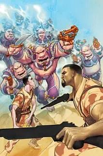 Comic Book Review: Trials of Shazam #5