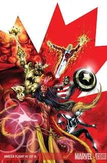 Comic Book Review: Civil War: The Initiative