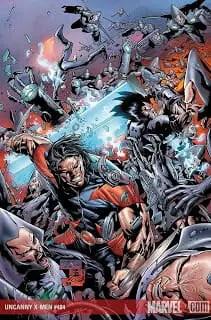 Uncanny X-Men #484 Review
