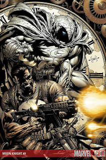 Comic Book Review: Moon Knight #9